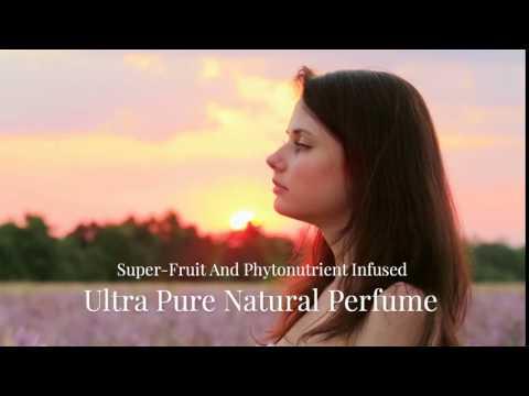 Living Flower Organic Perfume