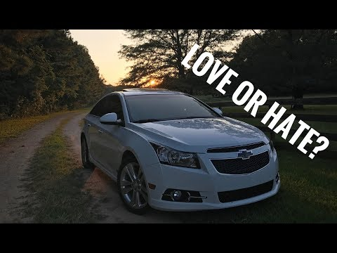 2012 chevy cruze ltz rs - 7 month review
