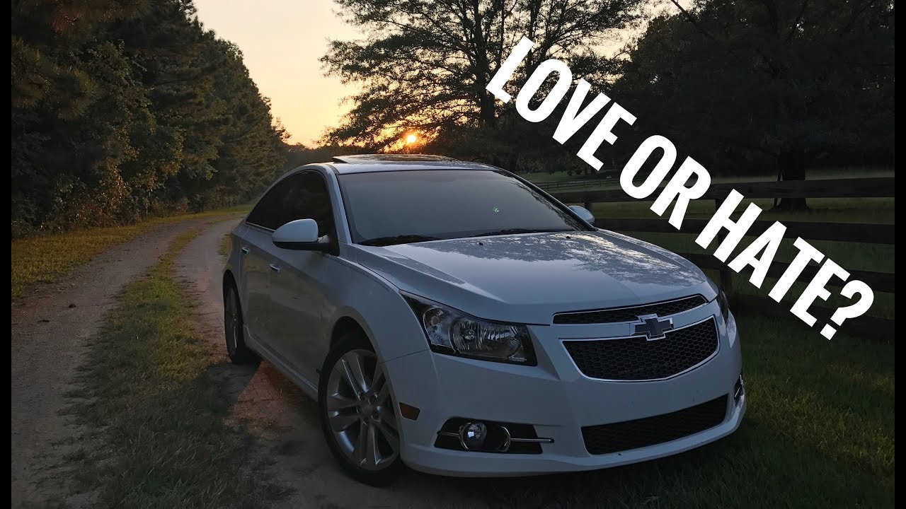 Cruze chevy cruze ltz review : 2012 chevy cruze ltz rs - 7 month review - YouTube
