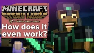 Minecraft: Story Mode - How does it even work?