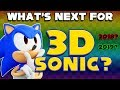 What's NEXT for 3D Sonic? (An Analysis)
