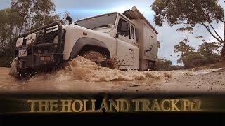 Holland Track. Western Australia 4x4 outback adventure.