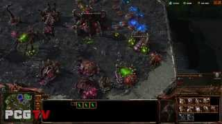 StarCraft II: Heart of the Swarm Gameplay (PC HD) - Let