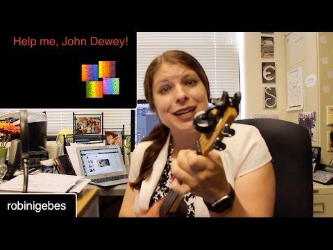Help me, John Dewey! (Original song)