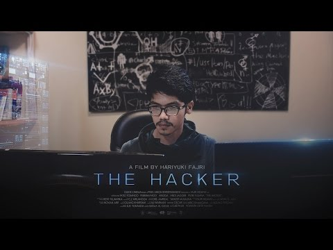 The Hacker (Sci-fi Short Film)