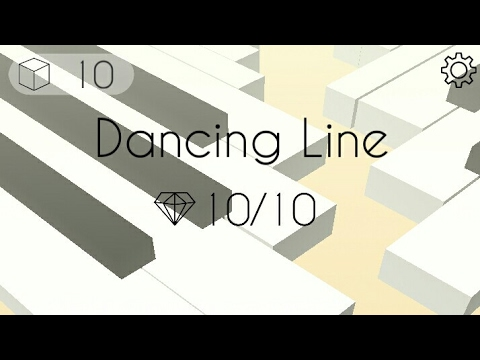 Dancing Line | The Piano %100 10/10 Gems