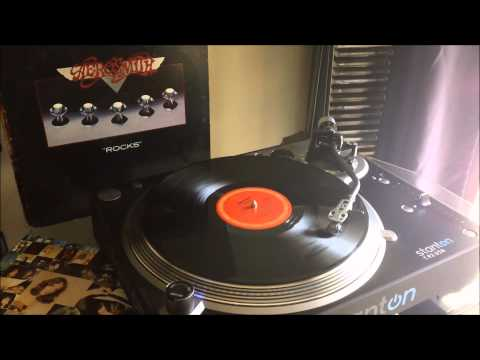 Aerosmith - Last Child (LP