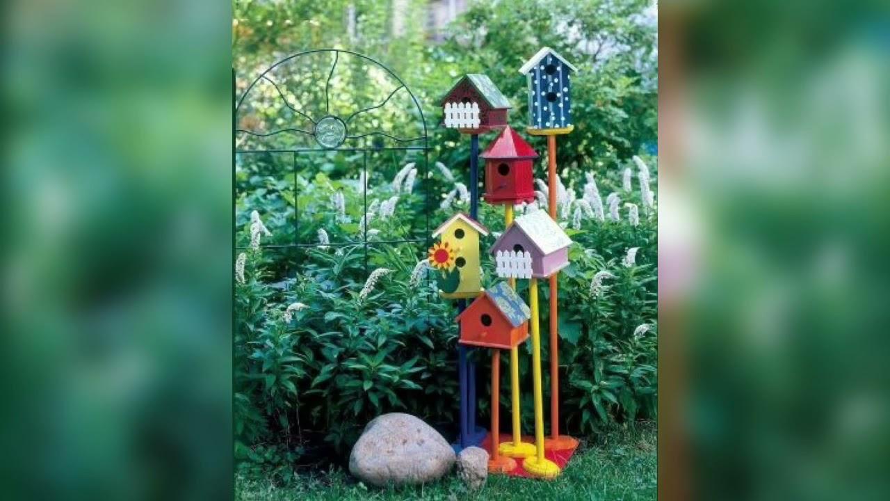 ТОП 50 идей для сада и огорода своими руками !