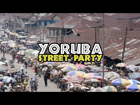 Yoruba Street Party - 22nd February 2014