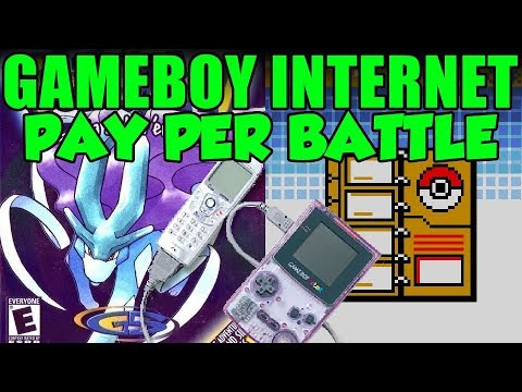 GAMEBOY WIFI? PAY PER POKEMON BATTLE IN CRYSTAL? Pokemon Facts & Trivia