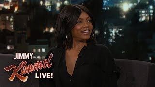 Taraji P. Henson on Ralph Breaks the Internet & Hollywood Star