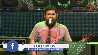 Ma Go Bhabna Keno | Cryptic Fate | Joy Bangla Concert (Live at Army Stadium) [HD]