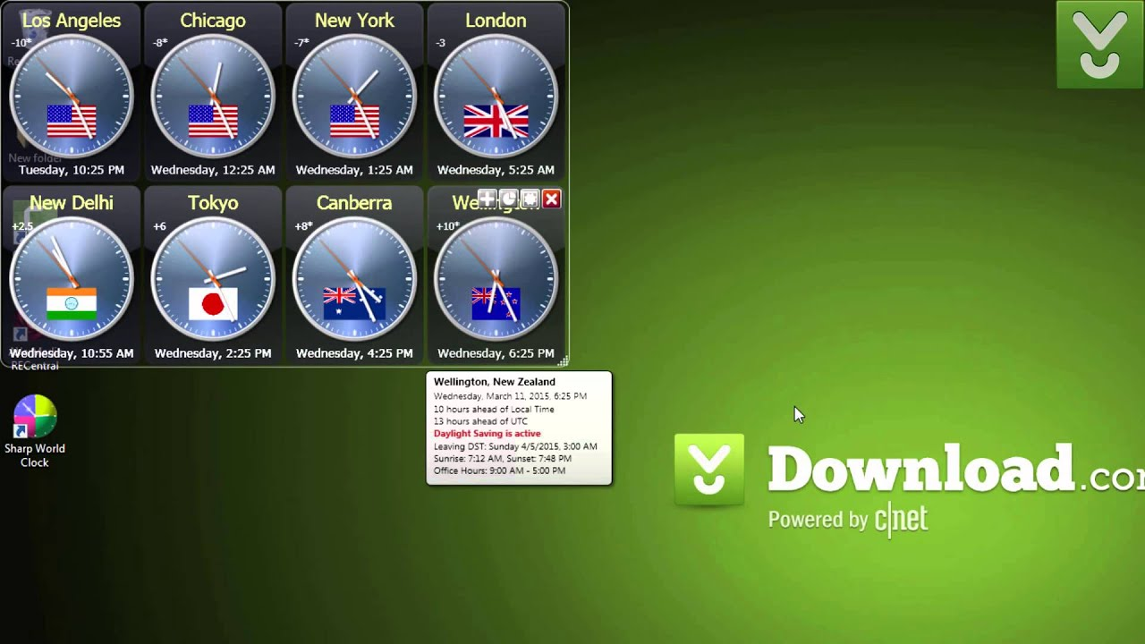Sharp world clock view the time in different time zones download sharp world clock view the time in different time zones download video previews youtube gumiabroncs Gallery
