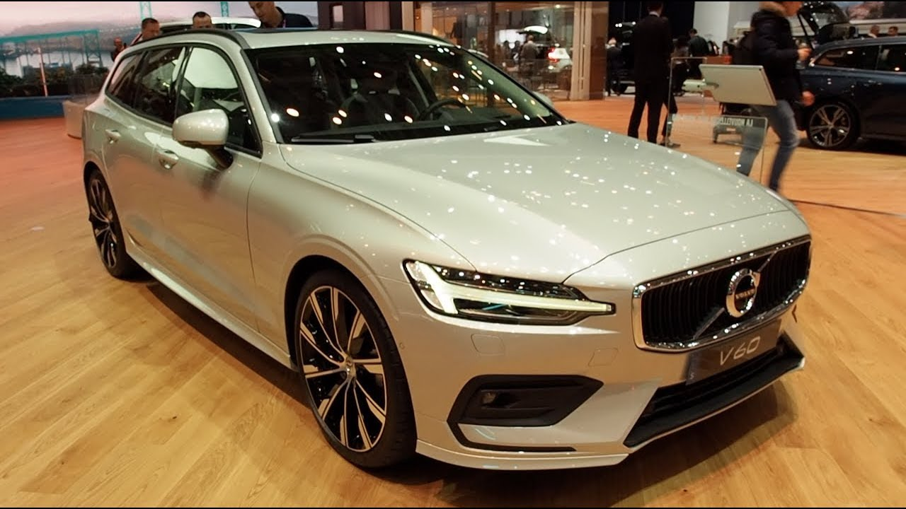 The All New Volvo V60 2018 In Detail Review Walkaround