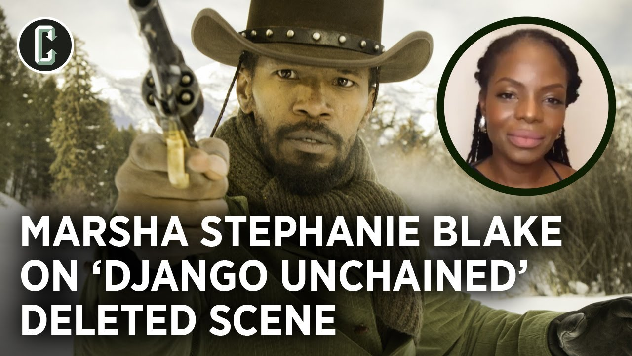 Django Unchained: Marsha Stephanie Blake on the Whirlwind Experience and Being Cut from the Film