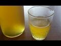 How to make Italian Limoncello - limoncello