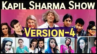 The Kapil Sharma Show Version-4 || Musically All Time Funny