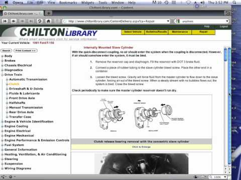 Free Chilton Manuals Online - YouTube