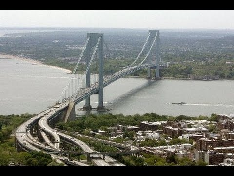 Verrazano Narrows Bridge - Megastructures