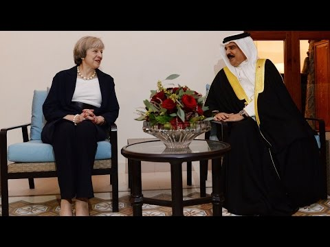 A Simple Question: Does Theresa May care about Bahrain's human rights abuses