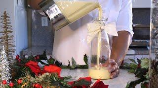 Cómo preparar ponche de crema venezolano thumbnail