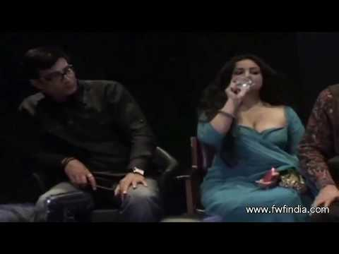 National Film Awards 2018 Divya Dutta Best Supporting Actress Irada Saree Wardrobe Malfunction