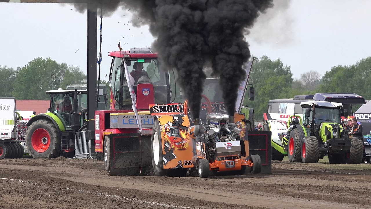 Traktorpulling Videos