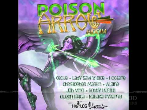 POISON ARROW RIDDIM - [FEDERATION MEGA MIX] - DYNASTY - 21ST HAPILOS DIGITAL