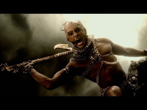 "300: Rise of an Empire - ""Villains of 300"" [HD]"