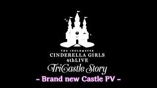 【初回限定生産】 『THE IDOLM@STER CINDERELLA GIRLS 4thLIVETriCastle Story』 COXC-1211-7¥32037+税 (税込¥34600) [Blu-ray Disc 7枚組(予定)] ...