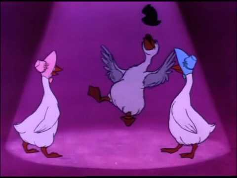 The Aristocats - Everybody wants to be a cat (movie ending)