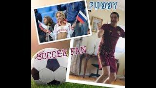 Best Funny Soccer (Football) Fan World Cup Russia 2018