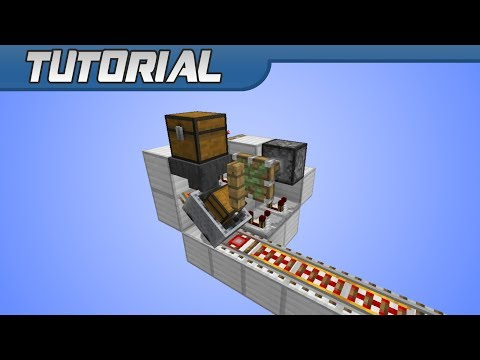 [Tutorial] Minecart Loaders & Unloaders