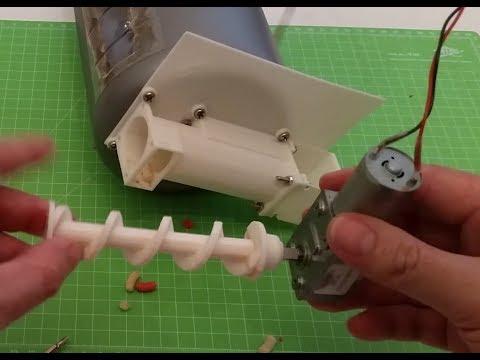 Koi Fish Feeder Automatic DIY
