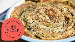 Ispanaklı Börek Tarifi | Börek Tarifleri | Yemek Tarifi Videoları