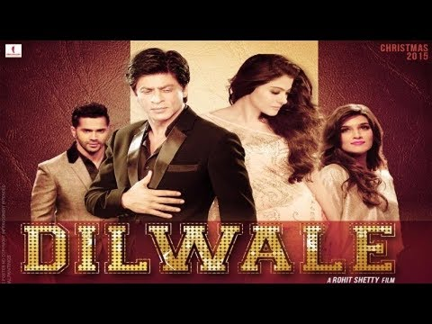Dilwale Movie Copied Man Of Steel Soundtrack - Man Of Steel 2013 | Dilwale 2015