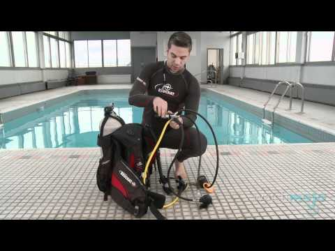 Scuba Diving: How to Assemble Equipment