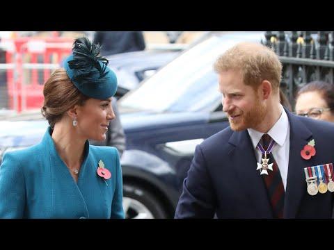 Prinz Harry - Überraschungs-Auftritt mit Kate – und der verrät einiges über das Baby!