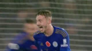 Najbolji Detalji Utakmice Lester - Arsenal 2:0   SPORT KLUB FUDBAL