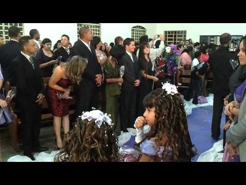 ENTROU CANTANDO E EMOCIONOU A IGREJA - ENTRY that moved CHURCH