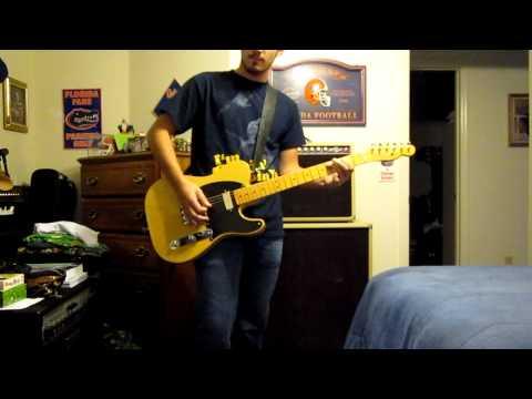 Don Williams-Tulsa Time guitar cover