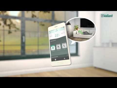 Vaillant multiMATIC App und eRELAX