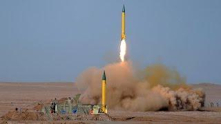إيران تطلق مناورات صاروخية في جميع أنحاء البلاد