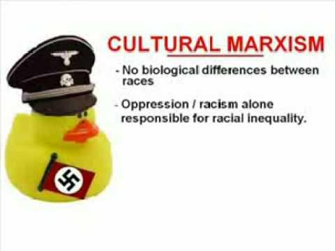 Nazi Rubber Duck Explains Cultural Marxism