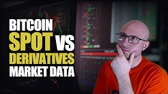 What the March Volume Data in Bitcoin Spot & Derivatives Markets Reveals About Retail!