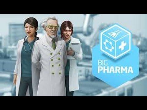 Big Pharma #001 -  Mission Nettoprofit 1/3 [Let's Play/Deutsch/German]