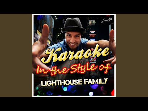 Lifted (In The Style Of Lighthouse Family) (Karaoke Version)