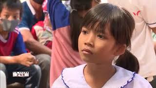 Tiêm phòng bạch hầu cho trên 700 người trong vùng dịch ở Đắk Lắk