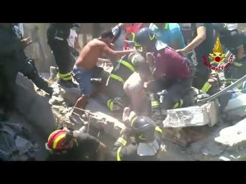 Tërmeti në Itali, vëllai hero shpëton të miturin nën rrënoja - Top Channel Albania - News - Lajme