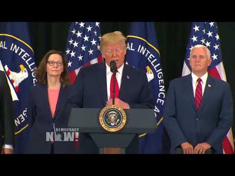 Top U.S. & World Headlines — May 22, 2018